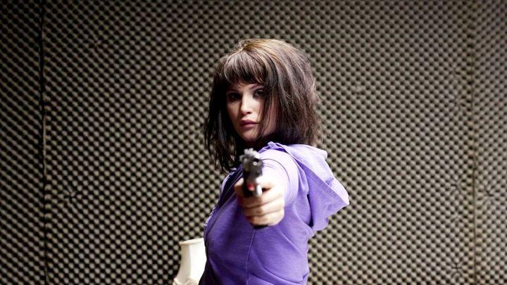 Una scena tratta dal film La Scomparsa Di Alice Creed