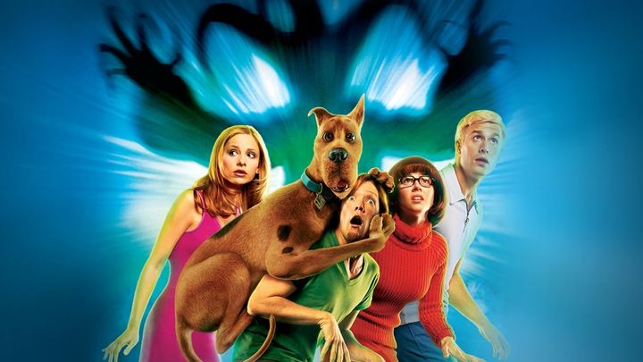 Una scena tratta dal film Scooby-Doo