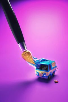 Locandina Scooby-Doo