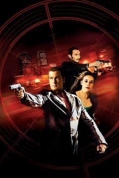 Locandina Shadow Man - Il triangolo del terrore
