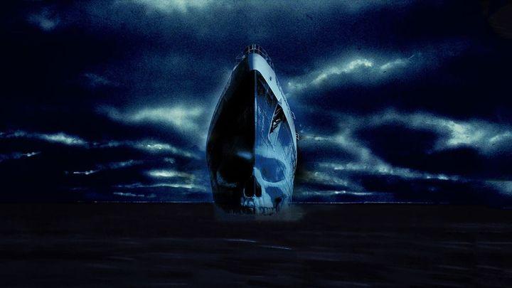 Una scena tratta dal film Nave Fantasma