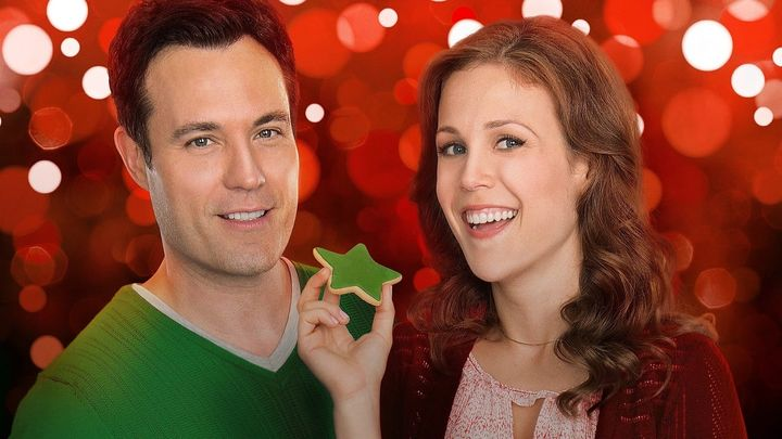Una scena tratta dal film Un dolce Natale