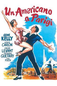 Locandina Un americano a Parigi