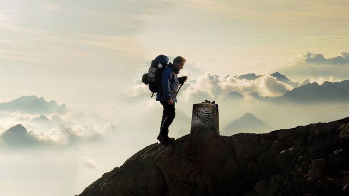 Una scena tratta dal film Il cammino per Santiago