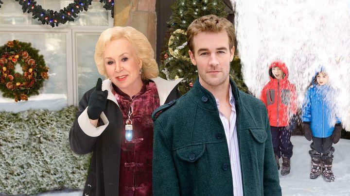 Una Tata Per Natale Streaming.Una Tata Magica Cast E Trama Film Super Guida Tv