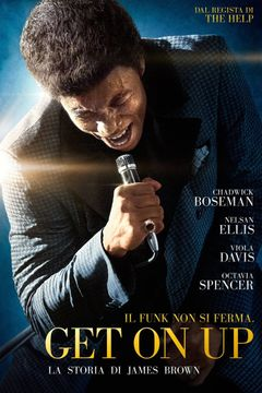 Get on up - La storia di James Brown