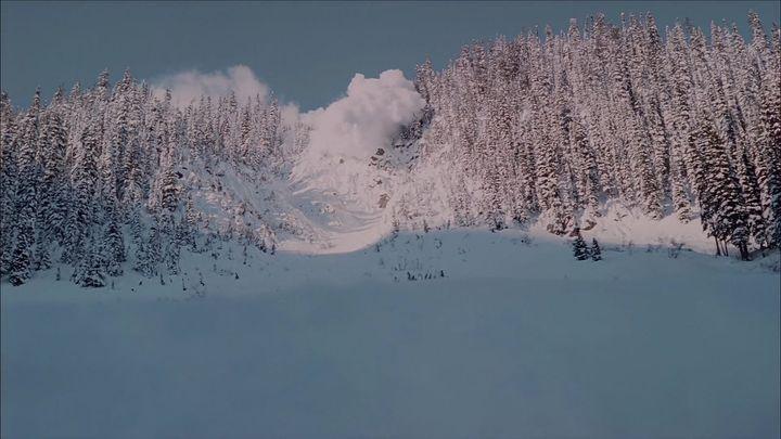 Una scena tratta dal film Un Natale di Ghiaccio