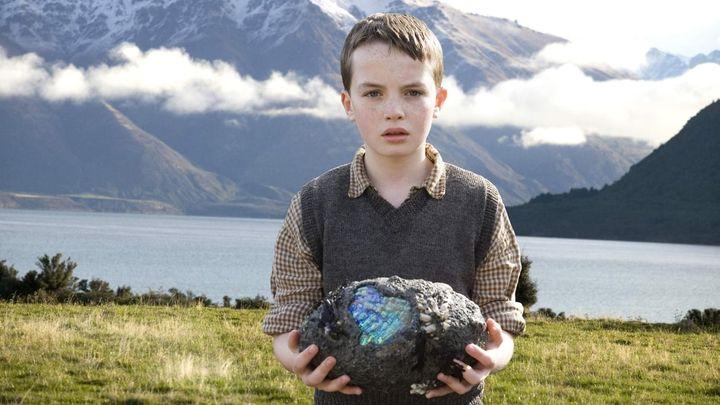 Una scena tratta dal film Water horse - La leggenda degli abissi