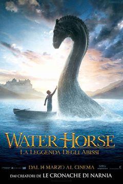 Locandina Water horse - La leggenda degli abissi