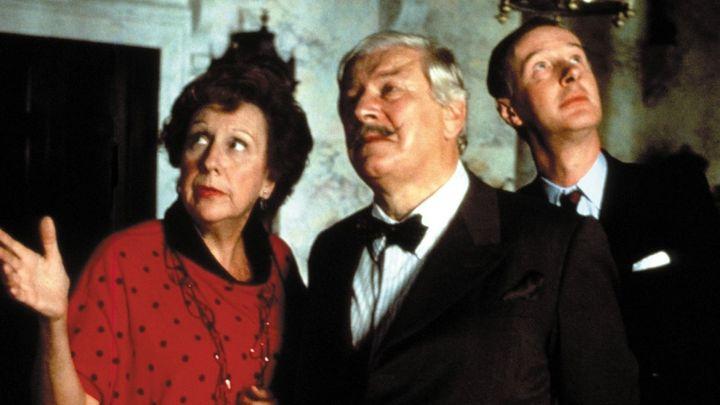 Una scena tratta dal film Agatha Christie: caccia al delitto