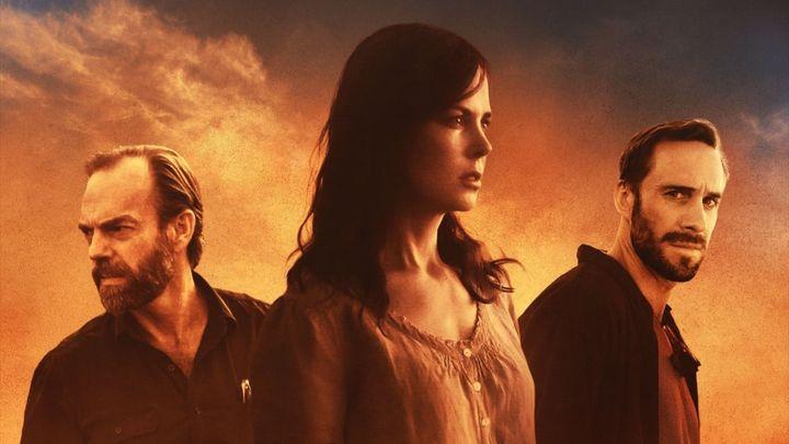 Una scena tratta dal film Strangerland