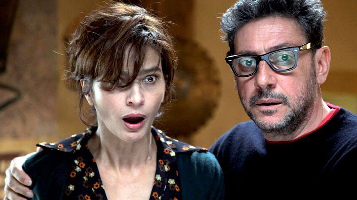 Una scena tratta dal film La Bellezza Del Somaro