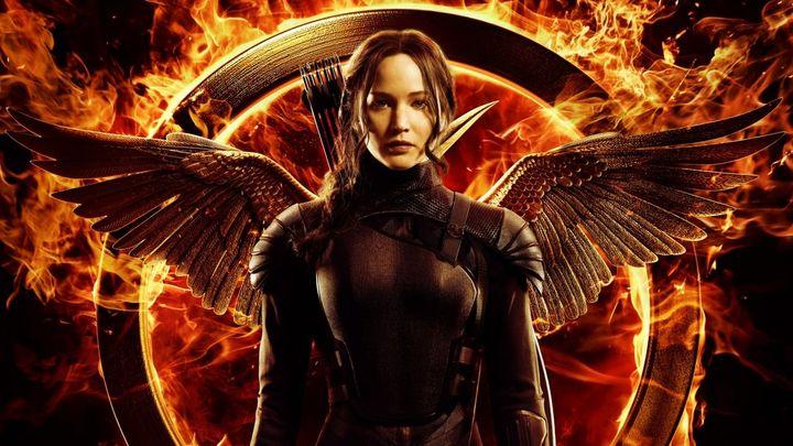 Una scena tratta dal film Hunger Games: Il canto della rivolta - Parte I