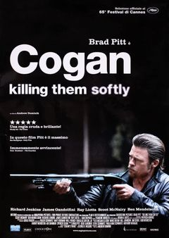 Locandina Cogan - Killing Them Softly