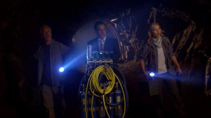 Una scena tratta dal film Il Giardino Del Diavolo