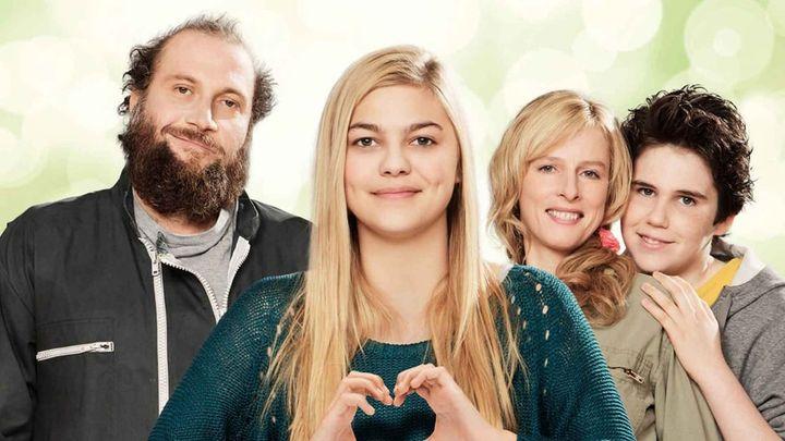 Una scena tratta dal film La famiglia Bélier