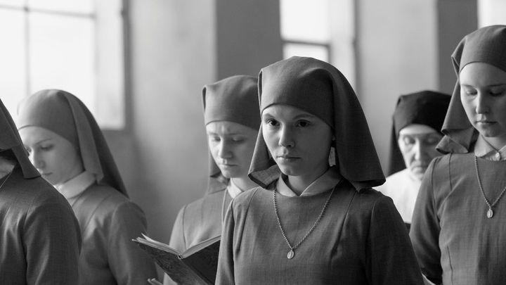 Una scena tratta dal film Ida