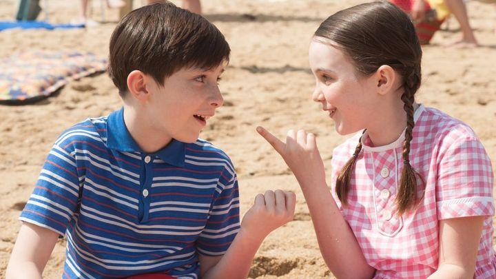 Una scena tratta dal film Le vacanze del piccolo Nicolas