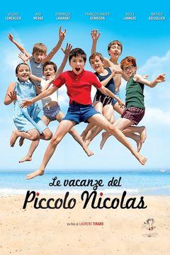 Locandina Le vacanze del piccolo Nicolas