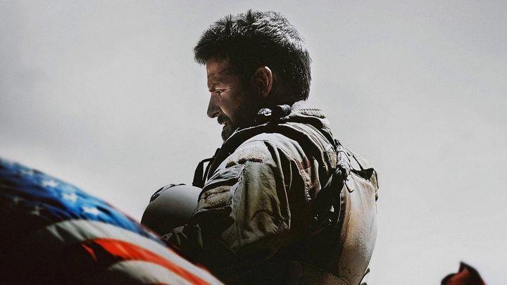 Una scena tratta dal film American Sniper