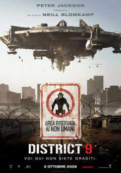 Locandina District 9