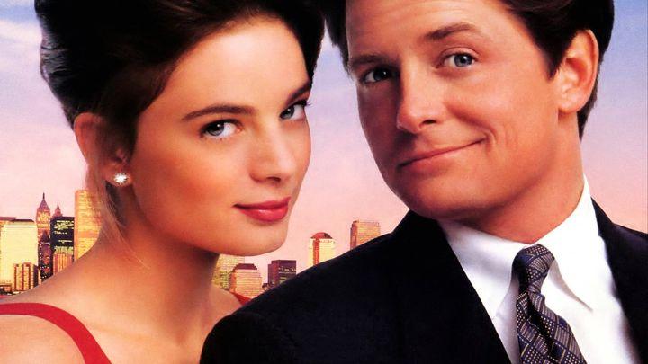 Una scena tratta dal film Amore con interessi