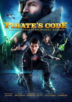 Locandina Le avventure di Mickey Matson - Il codice dei pirati