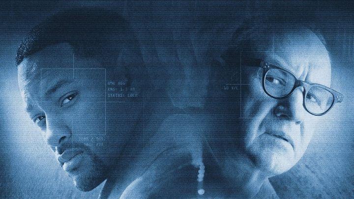 Una scena tratta dal film Nemico pubblico