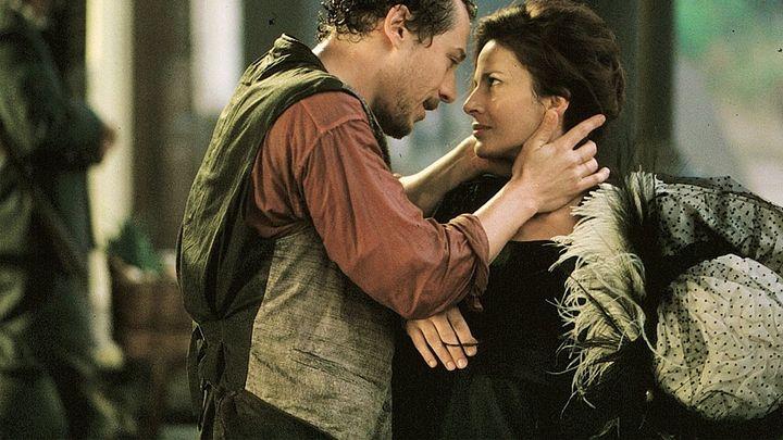Una scena tratta dal film Un viaggio chiamato amore
