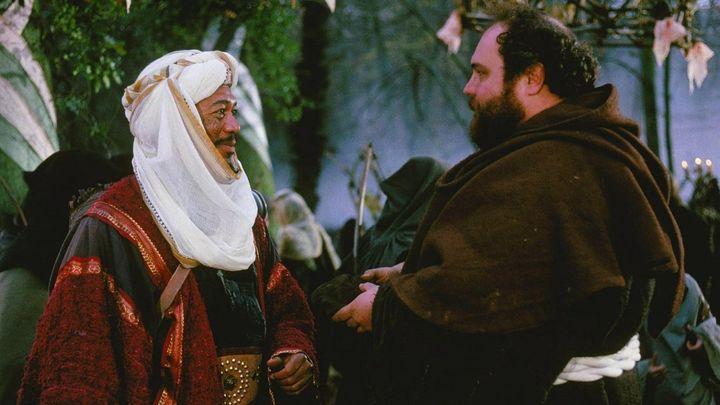 Una scena tratta dal film Robin Hood - Principe dei Ladri