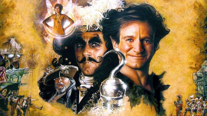 Una scena tratta dal film Hook - Capitan Uncino