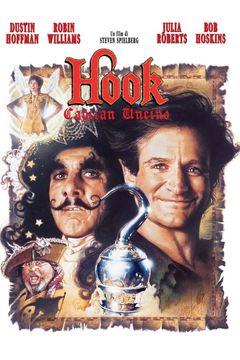 Locandina Hook - Capitan Uncino
