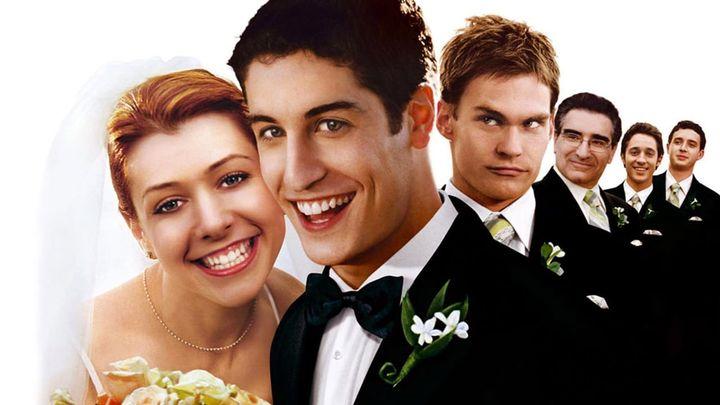 Una scena tratta dal film American Pie - Il Matrimonio