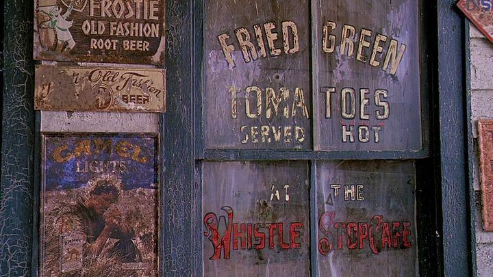 Una scena tratta dal film Pomodori verdi fritti - Alla fermata del treno