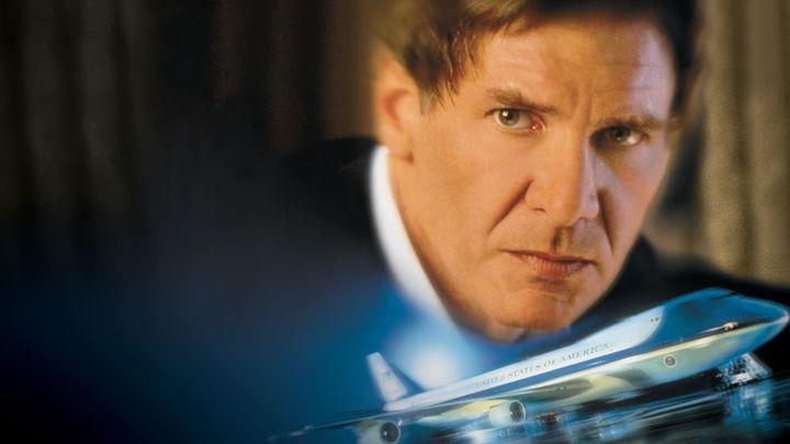 Una scena tratta dal film Air force one