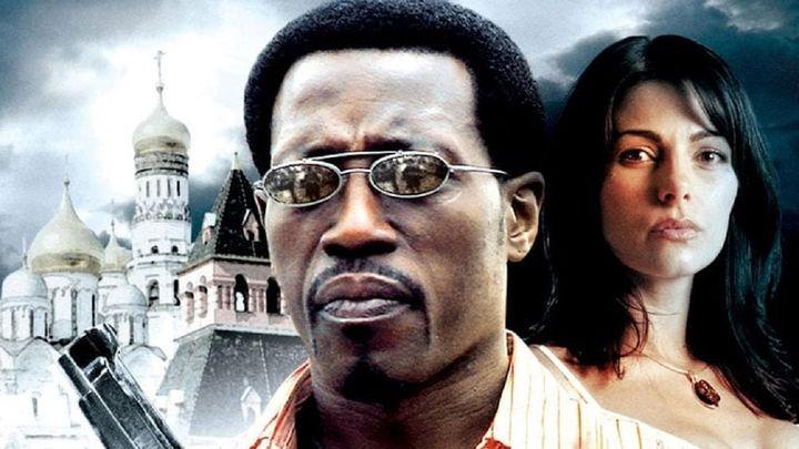 Una scena tratta dal film The Detonator