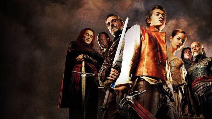 Una scena tratta dal film Eragon