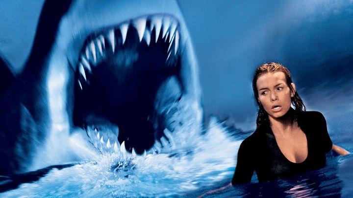 Una scena tratta dal film Blu Profondo