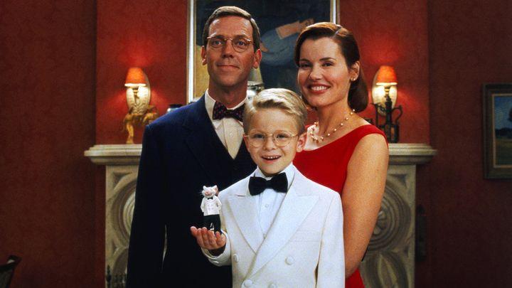 Una scena tratta dal film Stuart Little - Un topolino in gamba
