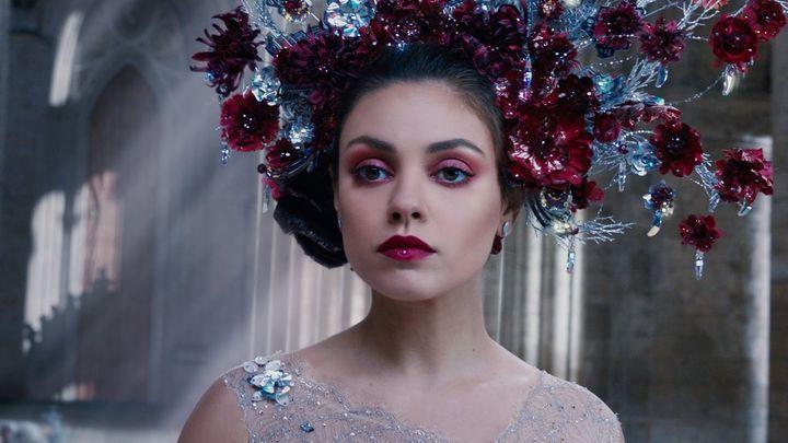 Una scena tratta dal film Jupiter - Il destino dell'universo