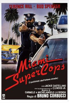 Locandina Miami Supercops - I poliziotti dell'8ª strada