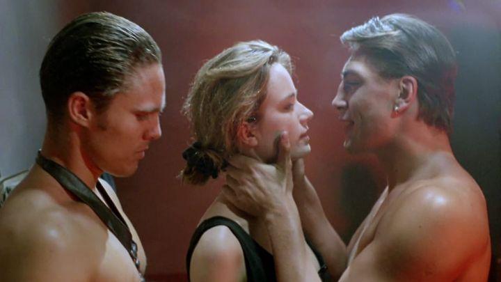 Una scena tratta dal film L'età di Lulù