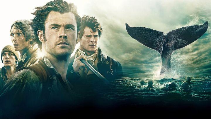 Una scena tratta dal film Heart of the Sea - Le origini di Moby Dick