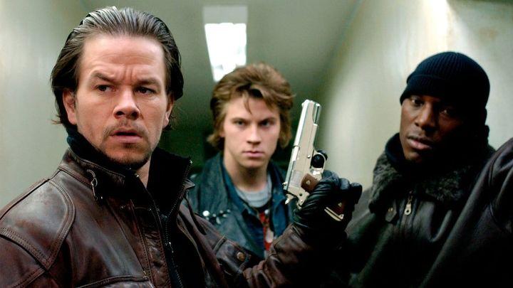 Una scena tratta dal film Four Brothers - Quattro fratelli