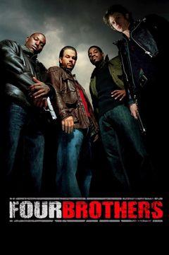 Locandina Four Brothers - Quattro fratelli