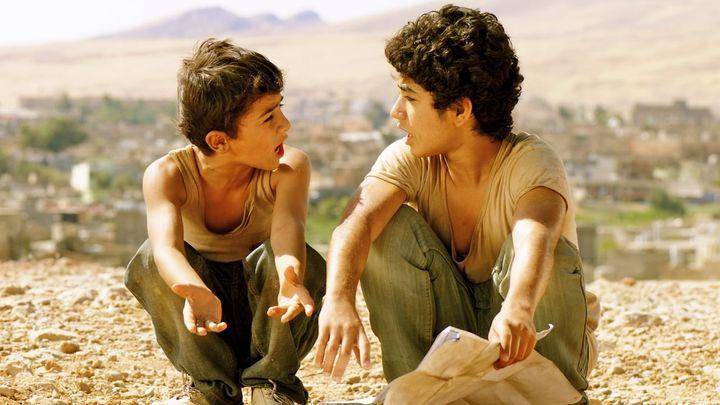 Una scena tratta dal film Bekas
