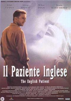 Locandina Il Paziente Inglese