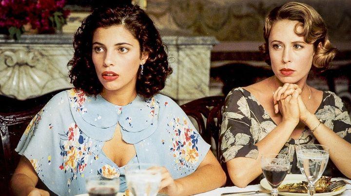 Una scena tratta dal film Belle Époque