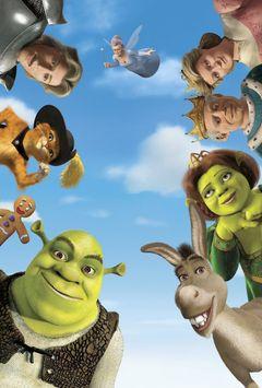 Locandina Shrek 2