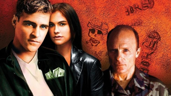 Una scena tratta dal film Buffalo Soldiers
